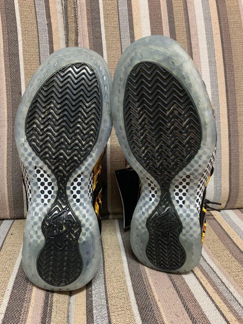 Supreme x Nike Air Foamposite One