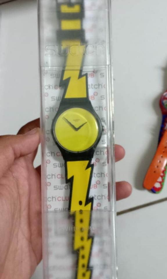 Swatch jeremy scott