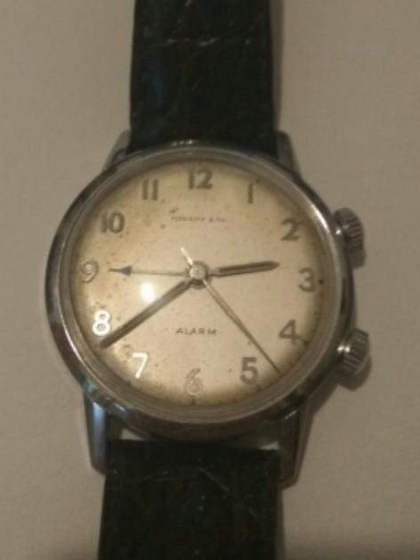 Tiffany&Co 響鬧錶