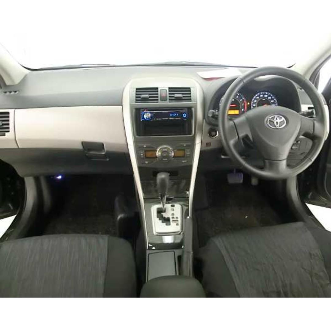 Toyota Fielder Dashboard Mat 2006 - 2008 (in stock)