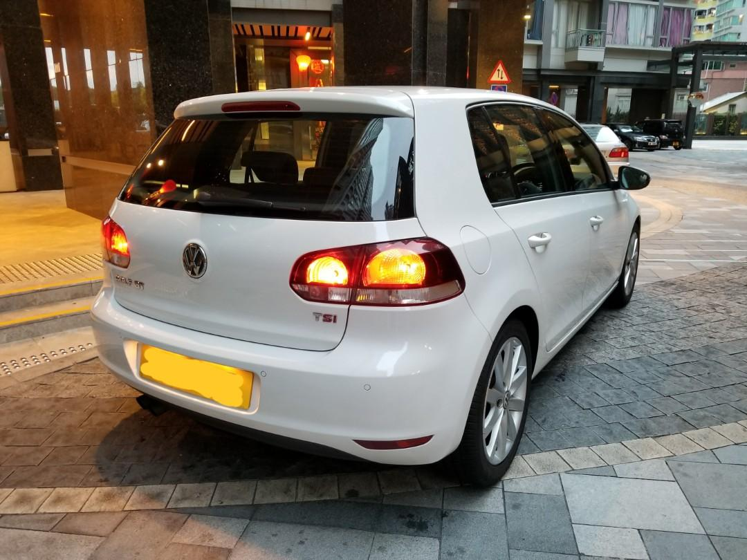VOW GOLF GT TSI 2011 (Just pass Gov inspection) 1st Hand