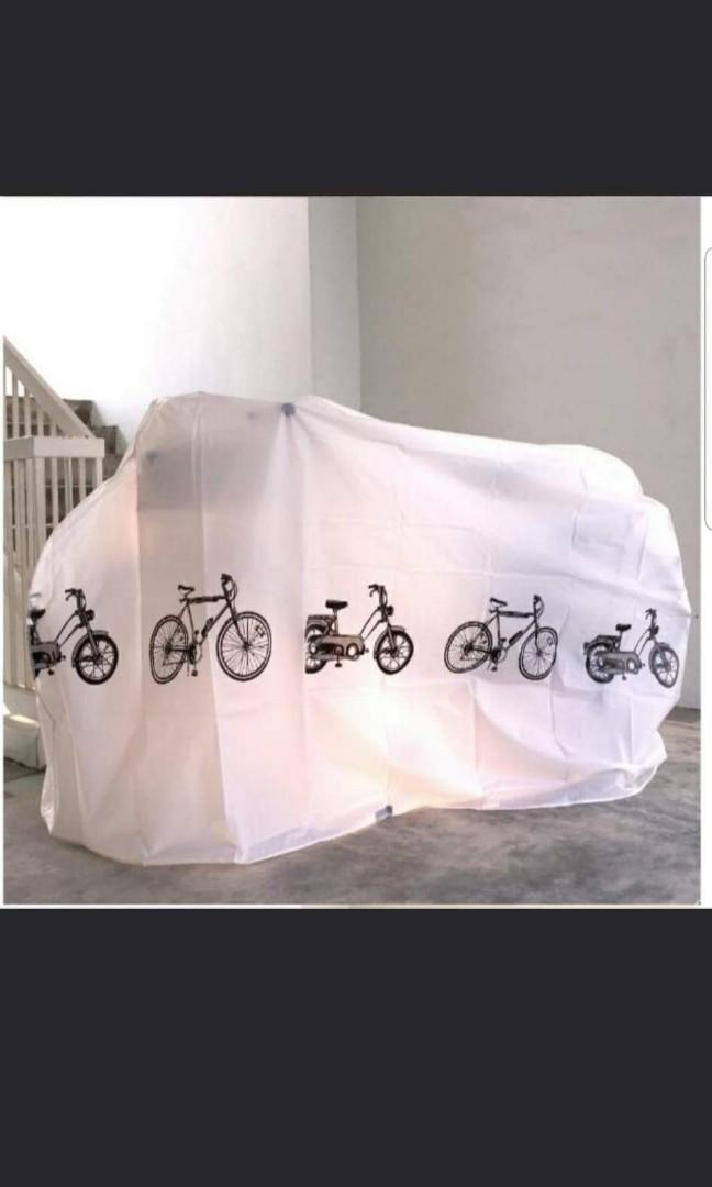Water proof outdoor protector for bicycle/bike