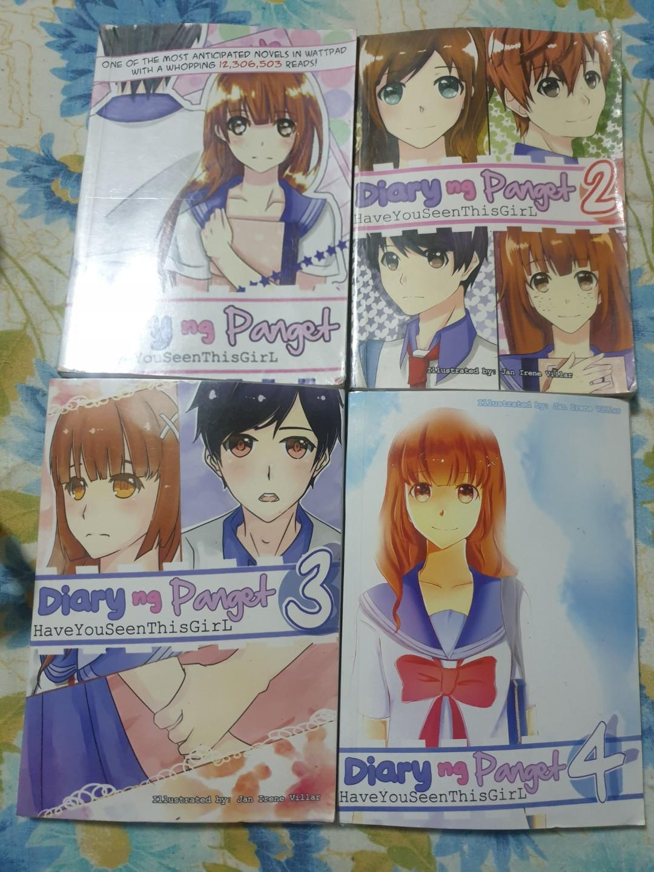 Diary ng panget book 4 wattpad