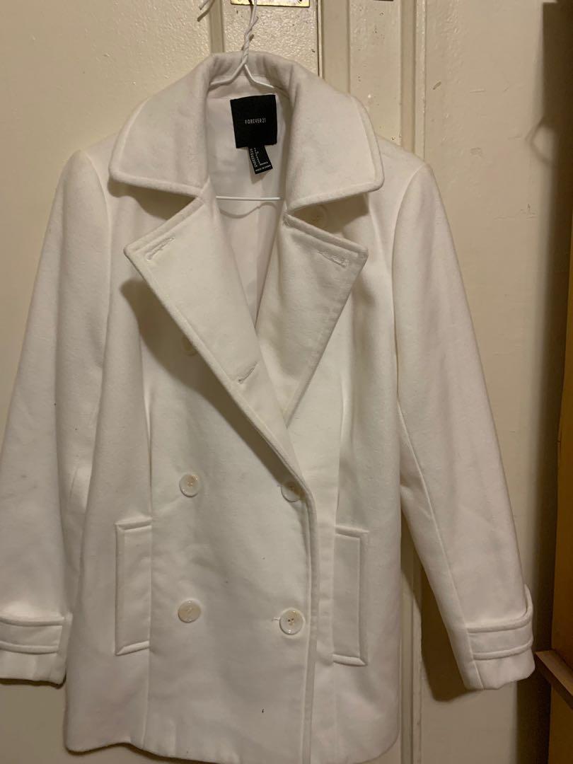 White Coat (Forever21)
