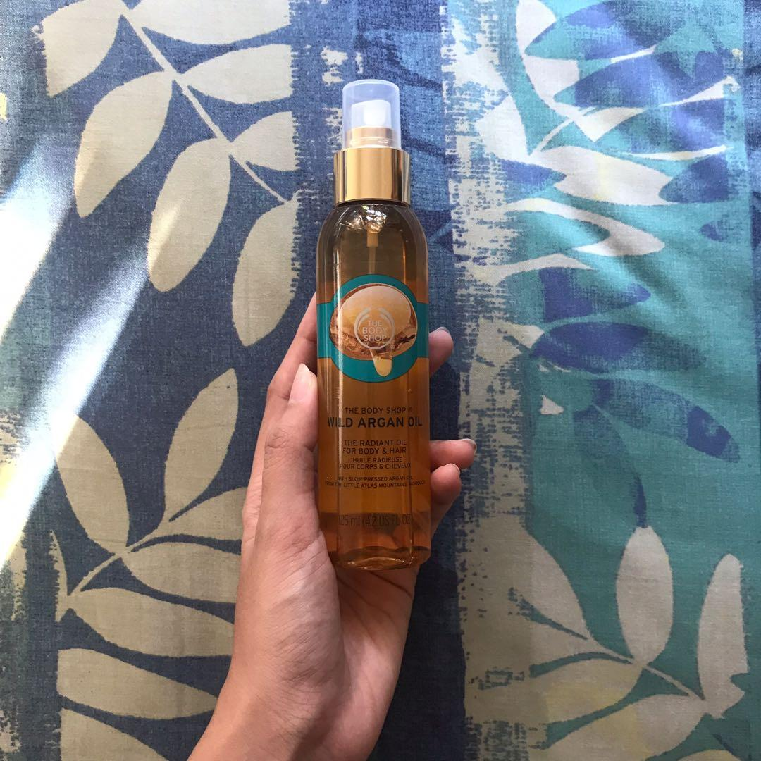 Wild Argan Oil Hair & Body Care