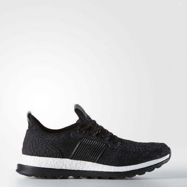c5aecc37 ADIDAS PURE BOOST ZG LTD CORE BLACK, Men's Fashion, Footwear, Sneakers on  Carousell