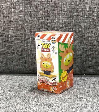 Banpresto toy story Disney Pixar winter party alien figurine Japan claw machine