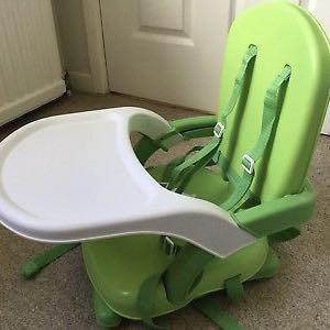 Mothercare Folding Booster Seat - Green