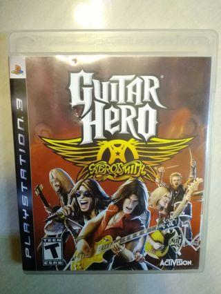 PS3 Guitar Hero