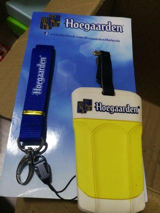 Horgaarden Luggage Tag