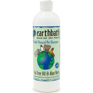 🚚 Earthbath: Tea Tree oil + Aloe Vera shampoo