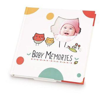 🚚 First Year Baby Memory Book