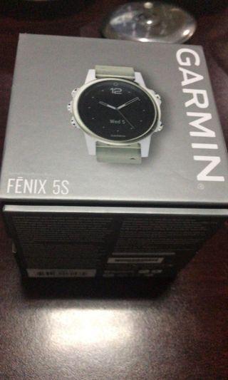 GARMIN fenix 5s Champagne Sapphire Asia Version Premium Multisport GPS Watch ORIGINAL.