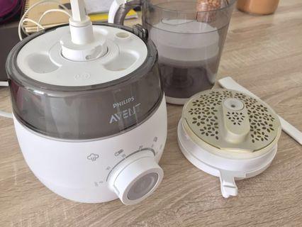 Philips Baby Food Processor 4 in 1 (17 months warranty)