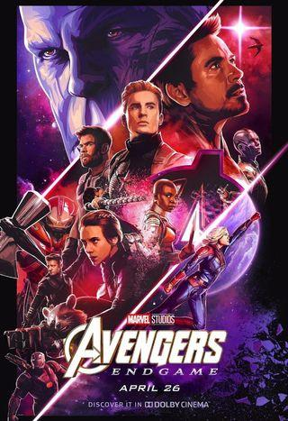 🚚 LOOKING to buy Endgame poster