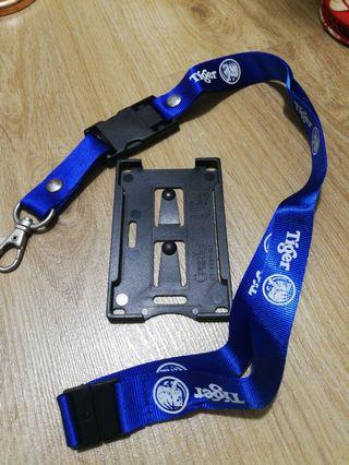 LIMITED EDITION TIGER USB  Lanyard