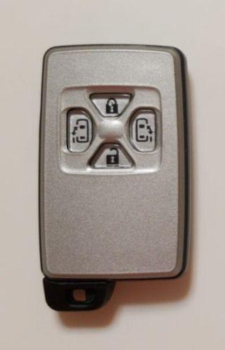 豐田原廠智能遙控車匙 Toyota Estima / Previa Smart Key