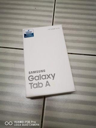 Samsung a6 tab 7inci