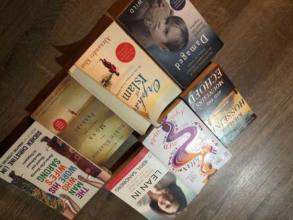 🚚 Novels