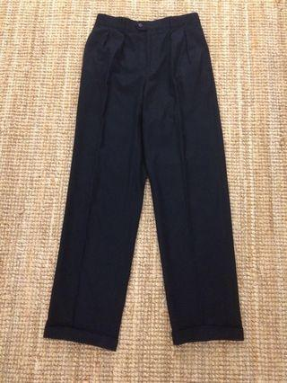Vintage Old English wool pant