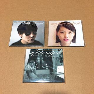 My Little Airport CD