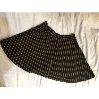 🚚 二手極新|net條紋裙