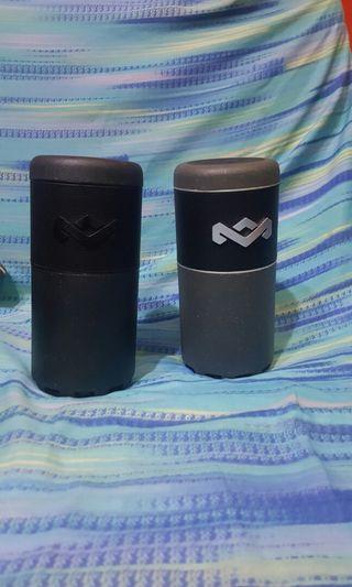 Marley portable bluetooth speaker