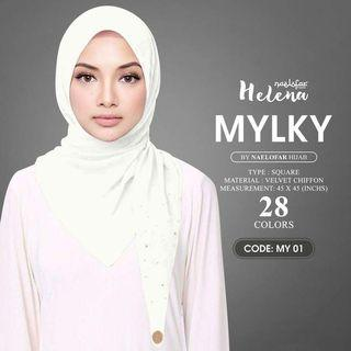 📢📢Ramadan Sale📢📢Helena Mylky 15 colour available