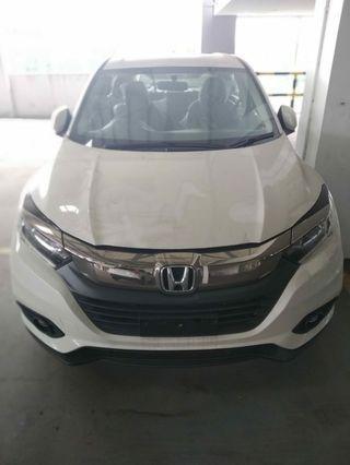 Honda HRV tdp ringan