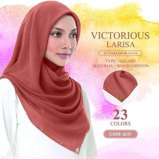 📢📢Sale Sale Ramadan📢📢 Victorious Larisa 15 colour available