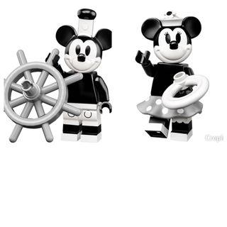 LEGO 71024 Disney Mickey Mouse and Minnie Mouse