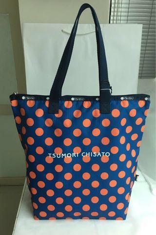 Tsumori Chisato x LeSportsac Tote bag