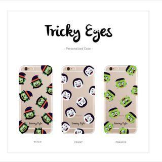 Tricky Eyes Edition Custom Case