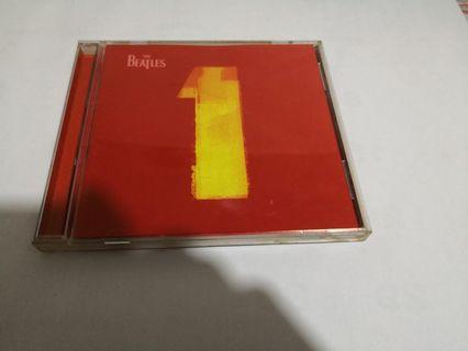 BEATLES精選27首CD(UK版)