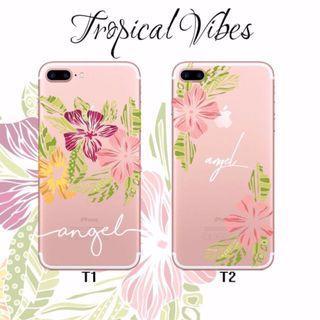 Tropical Vibes Edition Custom Case