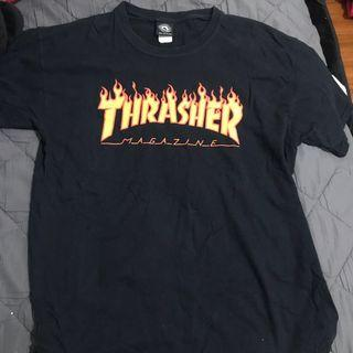 🚚 Thrasher 火焰t L號9成新