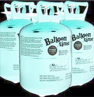 $29Tank Party Helium Tank Balloons
