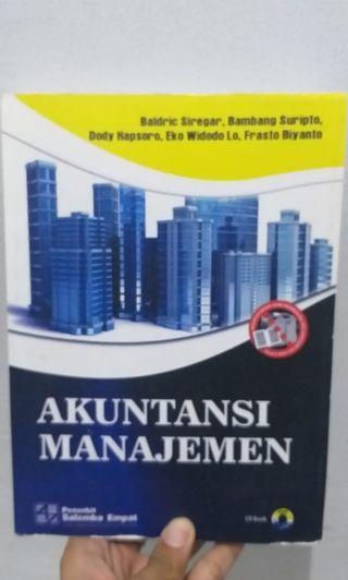Akuntansi Manajemen (Buku Bekas)
