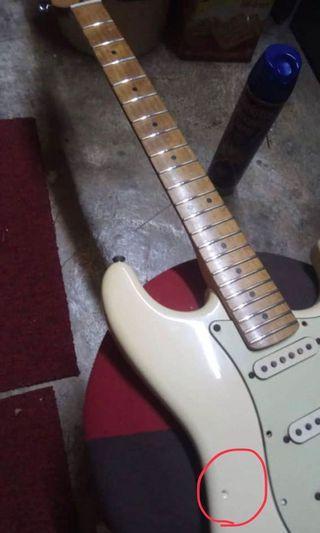 Refret gitar murah