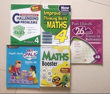 4年班數學補充練習
