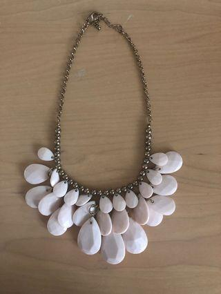 CHUNKY STATEMENT NECKLACE