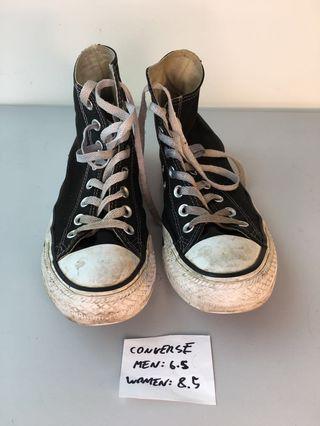 Converse sneakers | Unisex | Men 6.5, Women 8.5