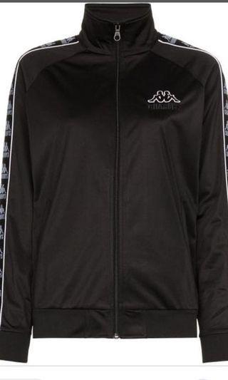 black kappa jacket