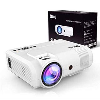 Dr Q HI-04 Mini Projector