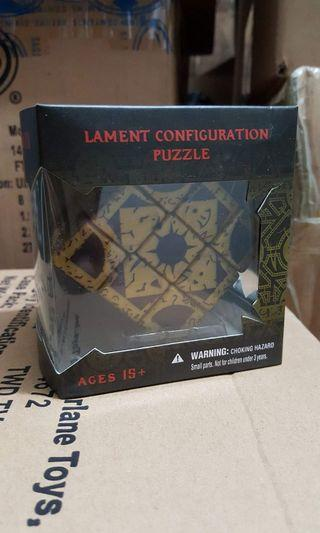 Hellraiser III: Hell on Earth Lament Configuration Puzzle Cube