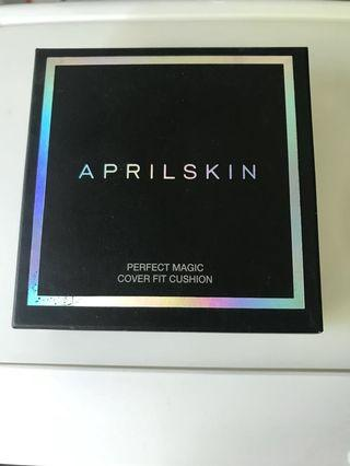 🚚 Aprilskin Perfect Magic Cover Fit Cushion