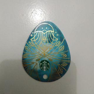 """Starbucks Card """"Easter Egg 2017"""""""