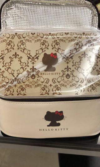 Hello Kitty 食物盒連保溫袋筷子