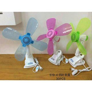 Clip Fan Electric fan clover fan anti heat