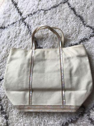 Vanessa Bruno Pale Yellow Bag